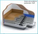 4_TIEMME_sistem_de_incalzire_prin_pardoseala_FLAT | Sisteme de incalzire in pardoseala | CLASSIC, FLAT, PLUS, STRONG, TECHNO