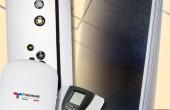 Sisteme solare complete pentru apa calda menajera Tiemme va pune la dispozitie kituri solare complete pentru 1/2 persoane sau 3/4 persoane pentru producerea apei calde menajere.
