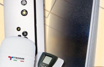 Sisteme solare complete pentru apa calda menajera