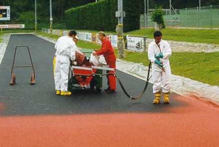 Pardoseala sportiva CONIPUR SP_aplicatie CONICA - Poza 20