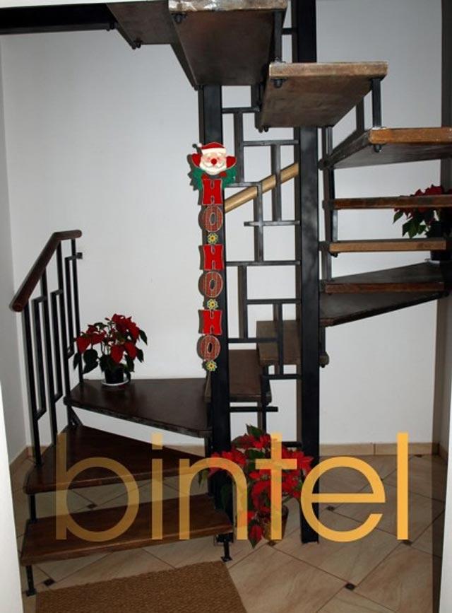 Scari cu structura metalica BINTEL - Poza 11