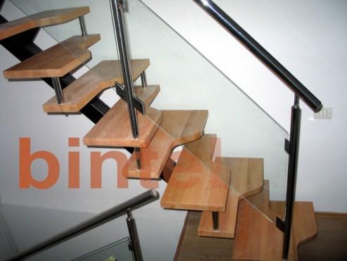Exemple de utilizare Scari cu structura metalica BINTEL - Poza 13
