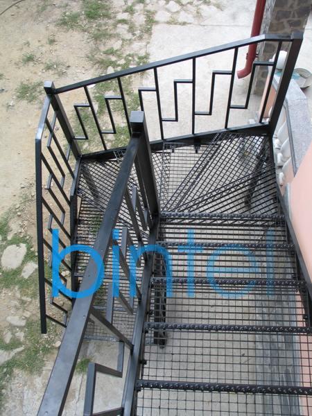 Scari cu structura metalica BINTEL - Poza 22