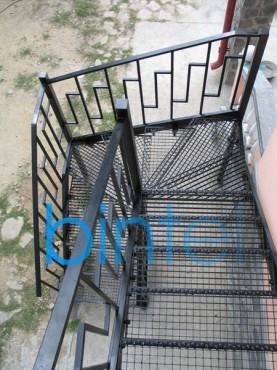 Exemple de utilizare Scari cu structura metalica BINTEL - Poza 22