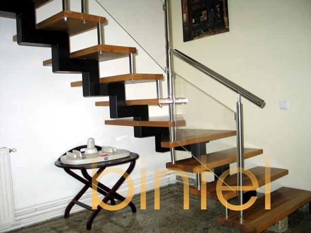 Scari cu structura metalica BINTEL - Poza 14