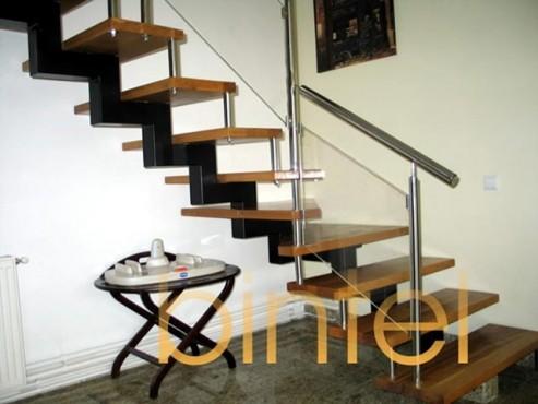 Exemple de utilizare Scari cu structura metalica BINTEL - Poza 14