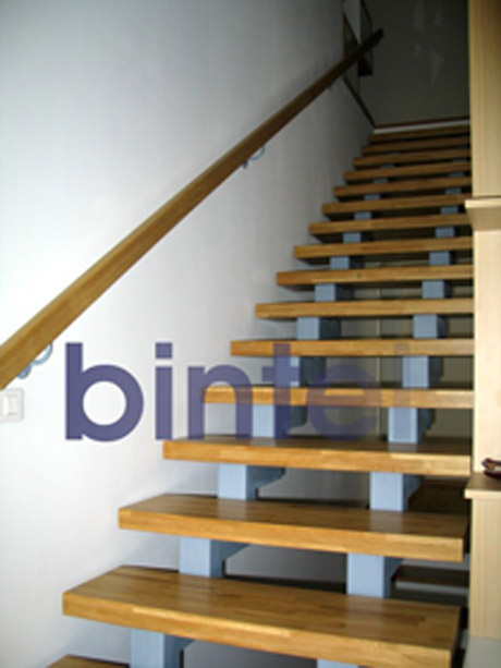 Scari cu structura metalica BINTEL - Poza 15