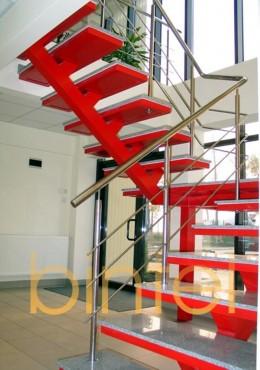 Exemple de utilizare Scari cu structura metalica BINTEL - Poza 8
