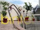 Scara piscina | Scari cu structura metalica |