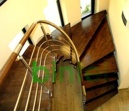 Exemple de utilizare Scari cu structura metalica BINTEL - Poza 10