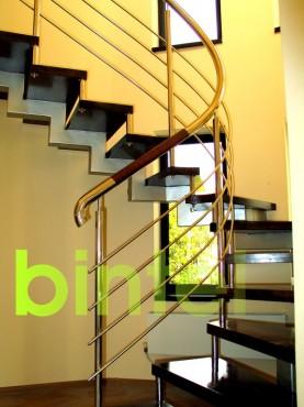 Exemple de utilizare Scari cu structura metalica BINTEL - Poza 9