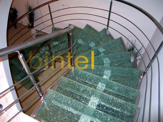 Scari cu structura metalica BINTEL - Poza 7