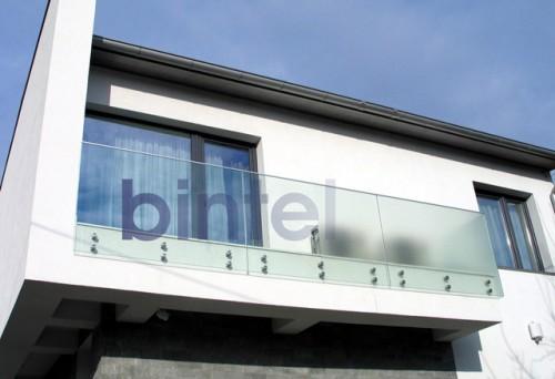 Exemple de utilizare Balustrade din sticla BINTEL - Poza 9