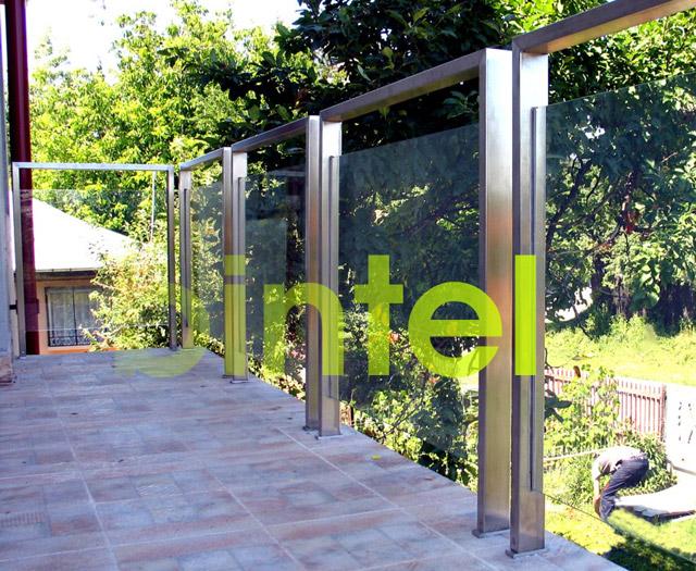 Balustrade din sticla BINTEL - Poza 11