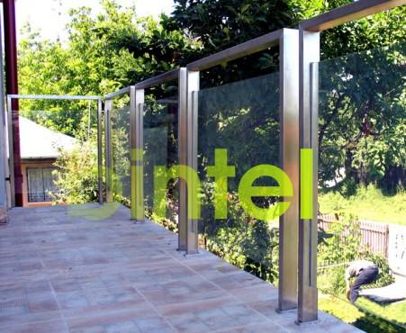 Exemple de utilizare Balustrade din sticla BINTEL - Poza 11