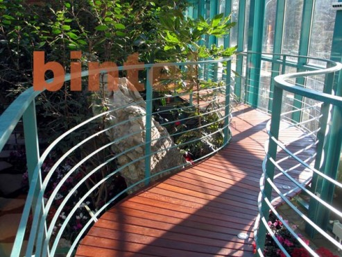 Exemple de utilizare Balustrade din inox BINTEL - Poza 5