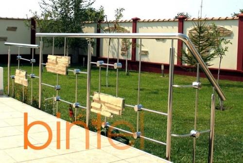 Exemple de utilizare Balustrade din inox BINTEL - Poza 13