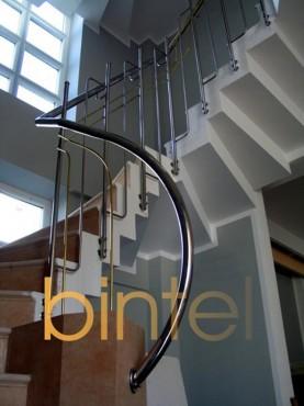 Exemple de utilizare Balustrade din inox BINTEL - Poza 18