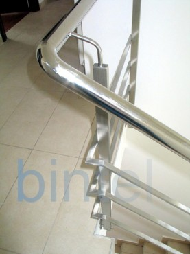Exemple de utilizare Balustrade din inox BINTEL - Poza 19