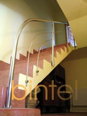 Exemple de utilizare Balustrade din inox BINTEL - Poza 26