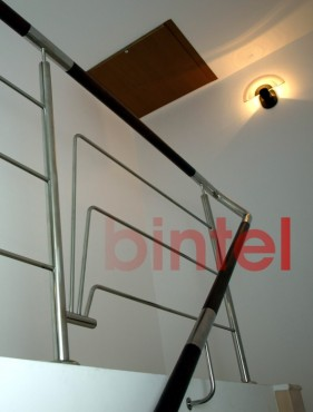 Exemple de utilizare Balustrade combinate BINTEL - Poza 2