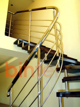 Exemple de utilizare Balustrade combinate BINTEL - Poza 3