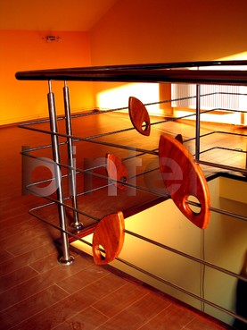 Exemple de utilizare Balustrade combinate BINTEL - Poza 6