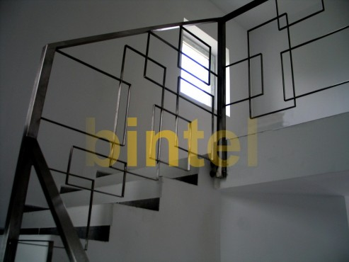 Exemple de utilizare Balustrade din inox BINTEL - Poza 1