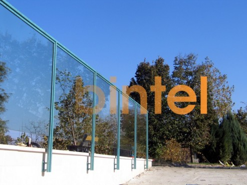 Exemple de utilizare Balustrade din sticla BINTEL - Poza 2