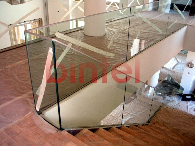 Balustrade din sticla BINTEL - Poza 3