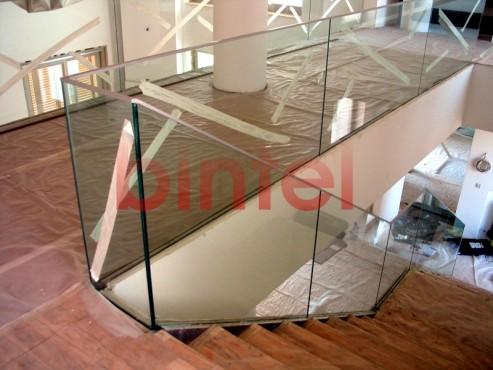 Exemple de utilizare Balustrade din sticla BINTEL - Poza 3