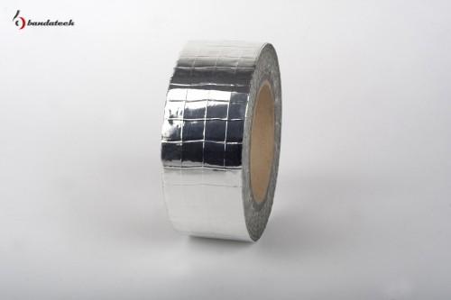 Prezentare produs Banda adeziva din aluminiu ranforsat BANDATECH - Poza 1