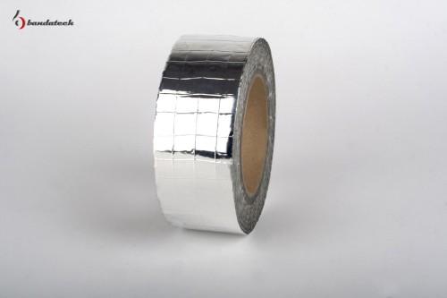 Prezentare produs Banda adeziva din aluminiu ranforsat BANDATECH - Poza 5