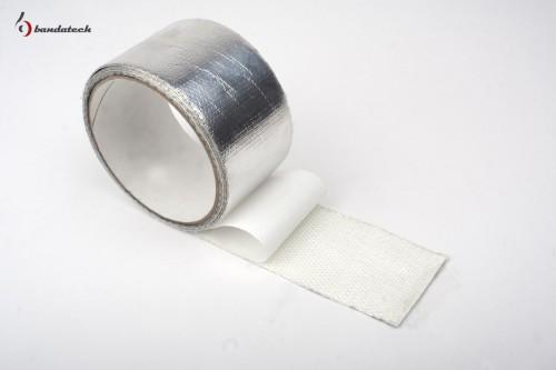Exemple de utilizare Banda adeziva din aluminiu gofrat BANDATECH - Poza 1