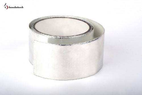 Exemple de utilizare Banda adeziva din aluminiu gofrat BANDATECH - Poza 2