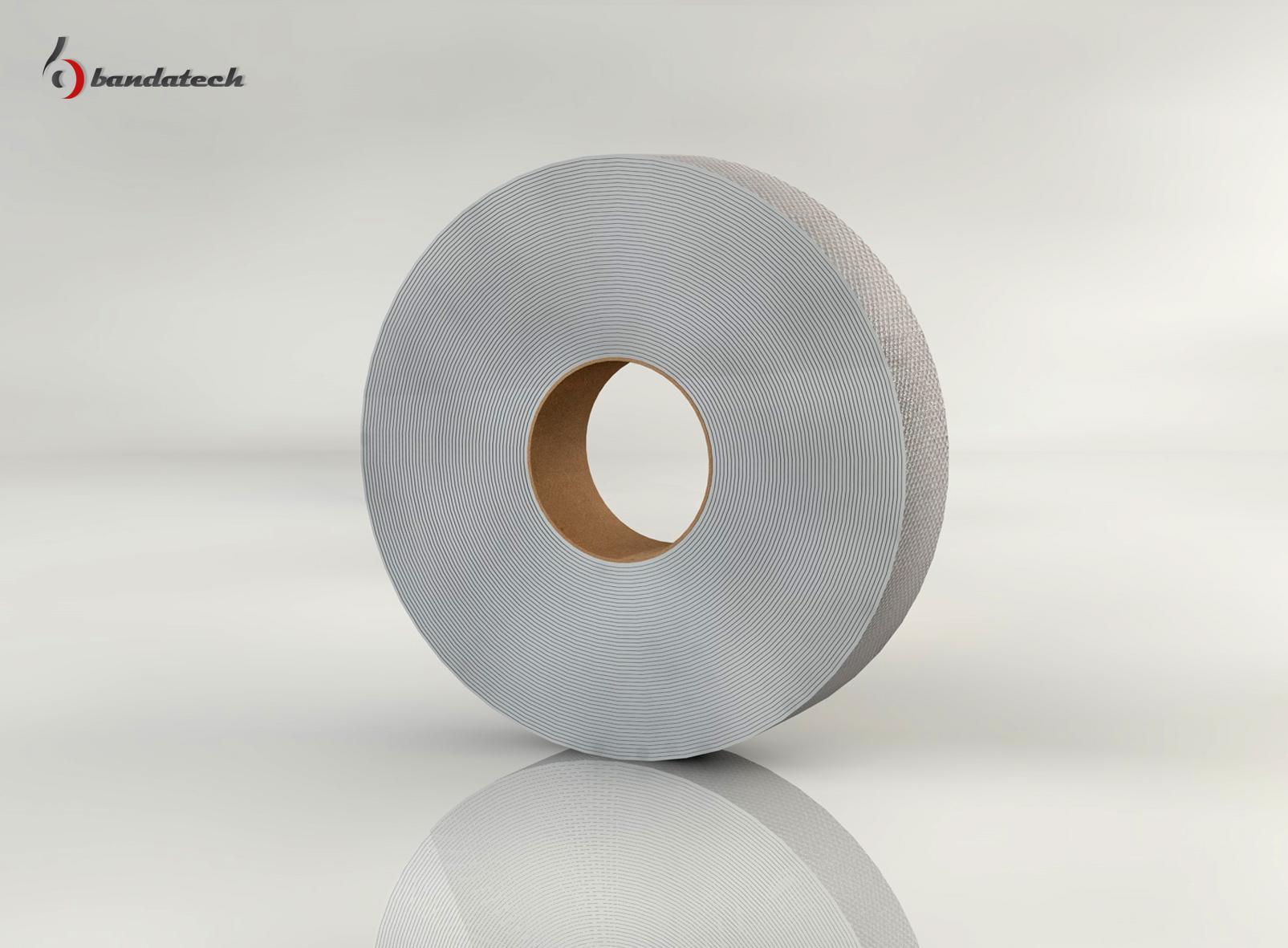 Banda adeziva din polietilena cu film aluminizat BANDATECH - Poza 8