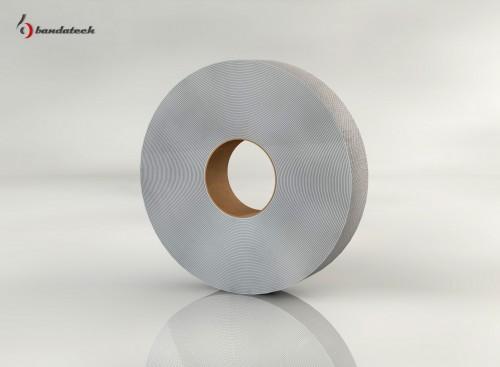 Prezentare produs Banda adeziva din polietilena cu film aluminizat BANDATECH - Poza 8