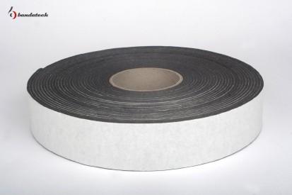Rola banda adeziva polietilena de culoare gri - orizontal Banda adeziva din polietilena de culoare gri
