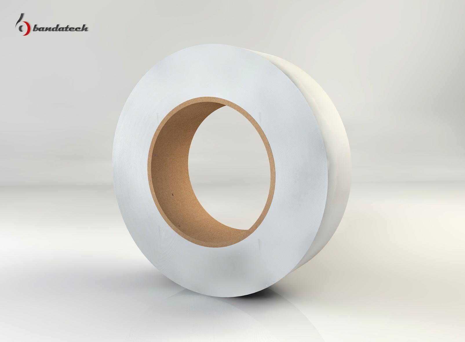 Banda adeziva din PVC cu insertie textila AMERICAN TAPE BANDATECH - Poza 1