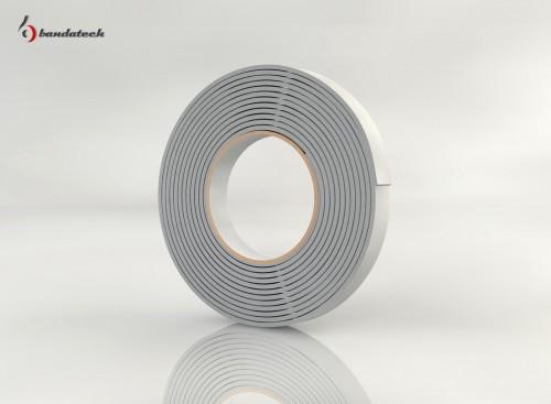 Prezentare produs Garnituri adezive din polietilena de culoare gri BANDATECH - Poza 3