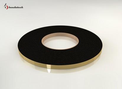 Garnitura adeziva din EPDM de culoare neagra - orizontal Garnituri adezive din EPDM