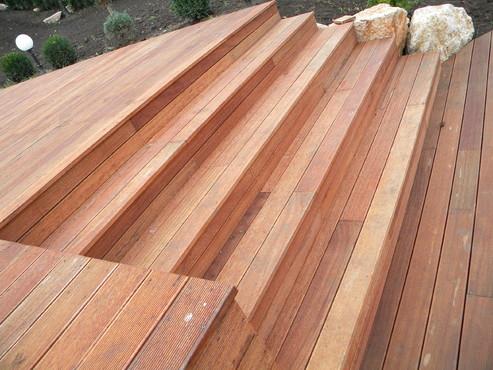 Deck-uri lemn - Angelim Pedra SELVA FLOORS - Poza 60