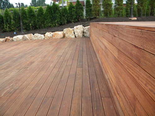 Deck-uri lemn - Angelim Pedra SELVA FLOORS - Poza 64