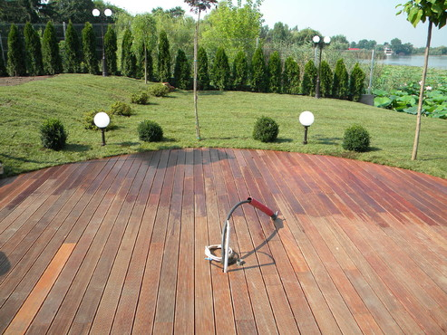 Deck-uri lemn - Angelim Pedra SELVA FLOORS - Poza 49