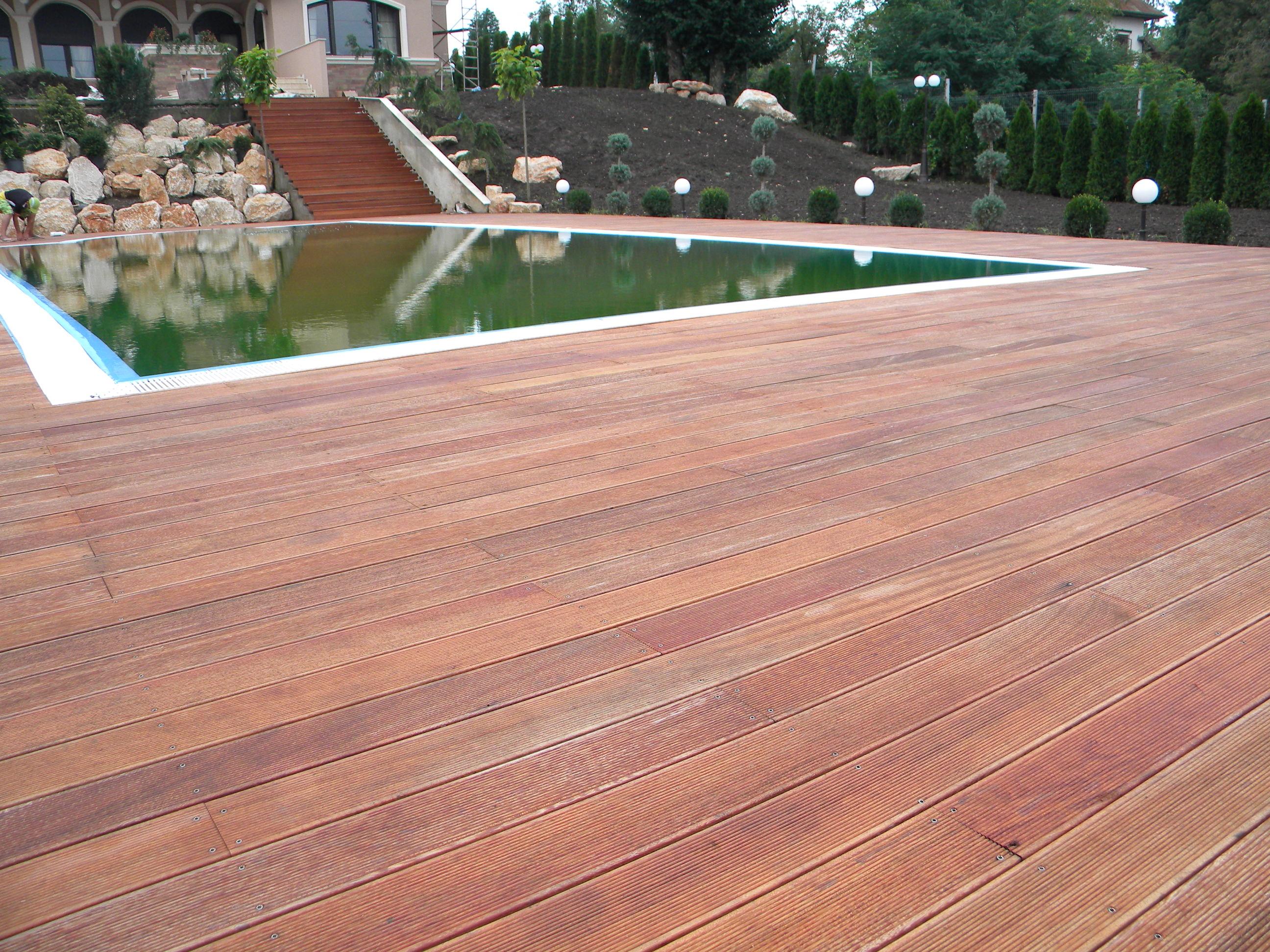 Deck-uri lemn - Angelim Pedra SELVA FLOORS - Poza 70