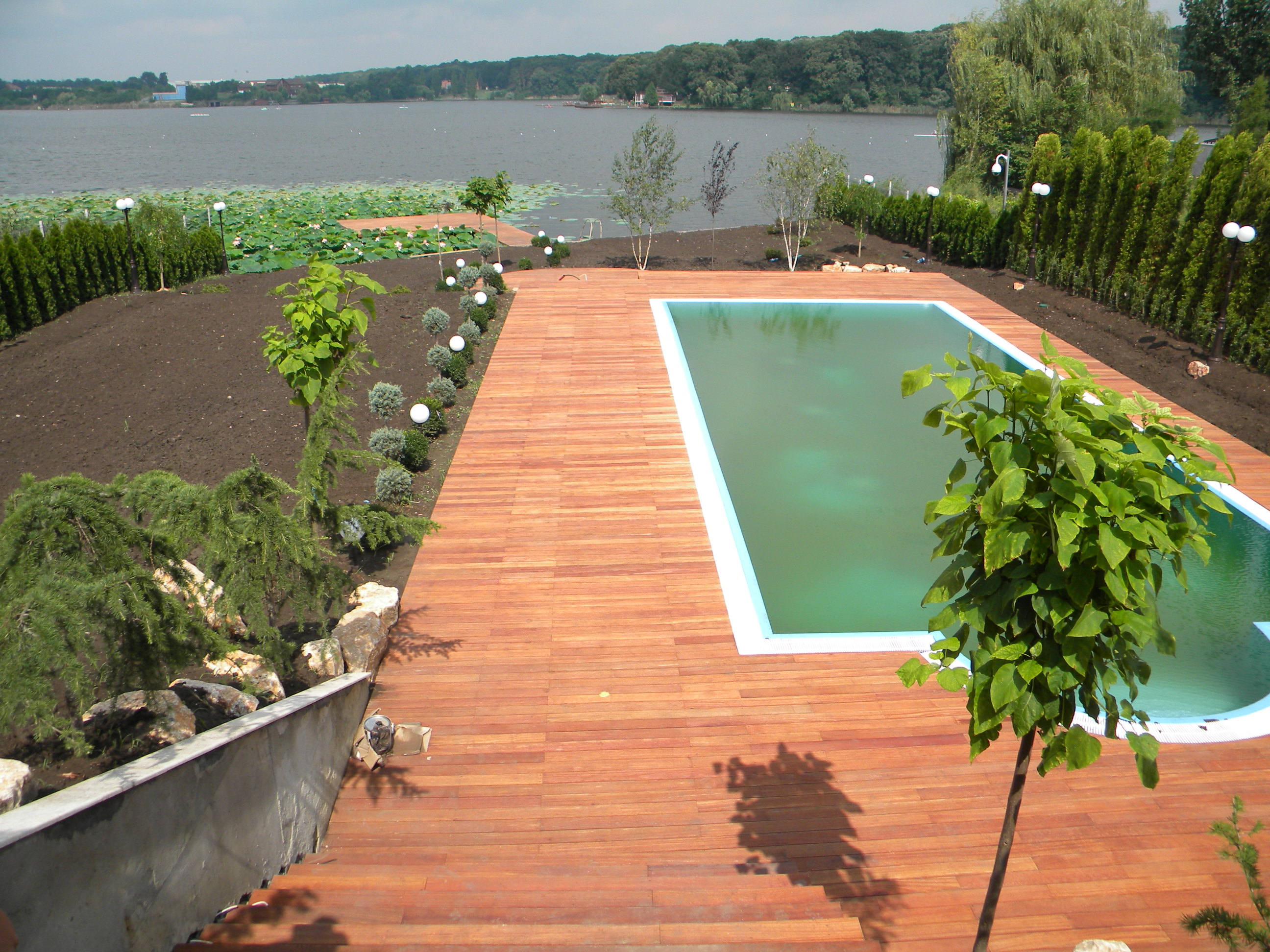 Deck-uri lemn - Angelim Pedra SELVA FLOORS - Poza 85