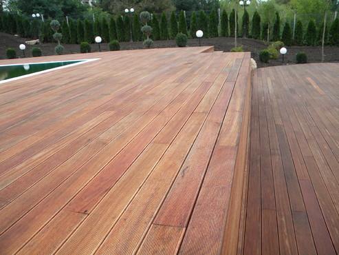Deck-uri lemn - Angelim Pedra SELVA FLOORS - Poza 87