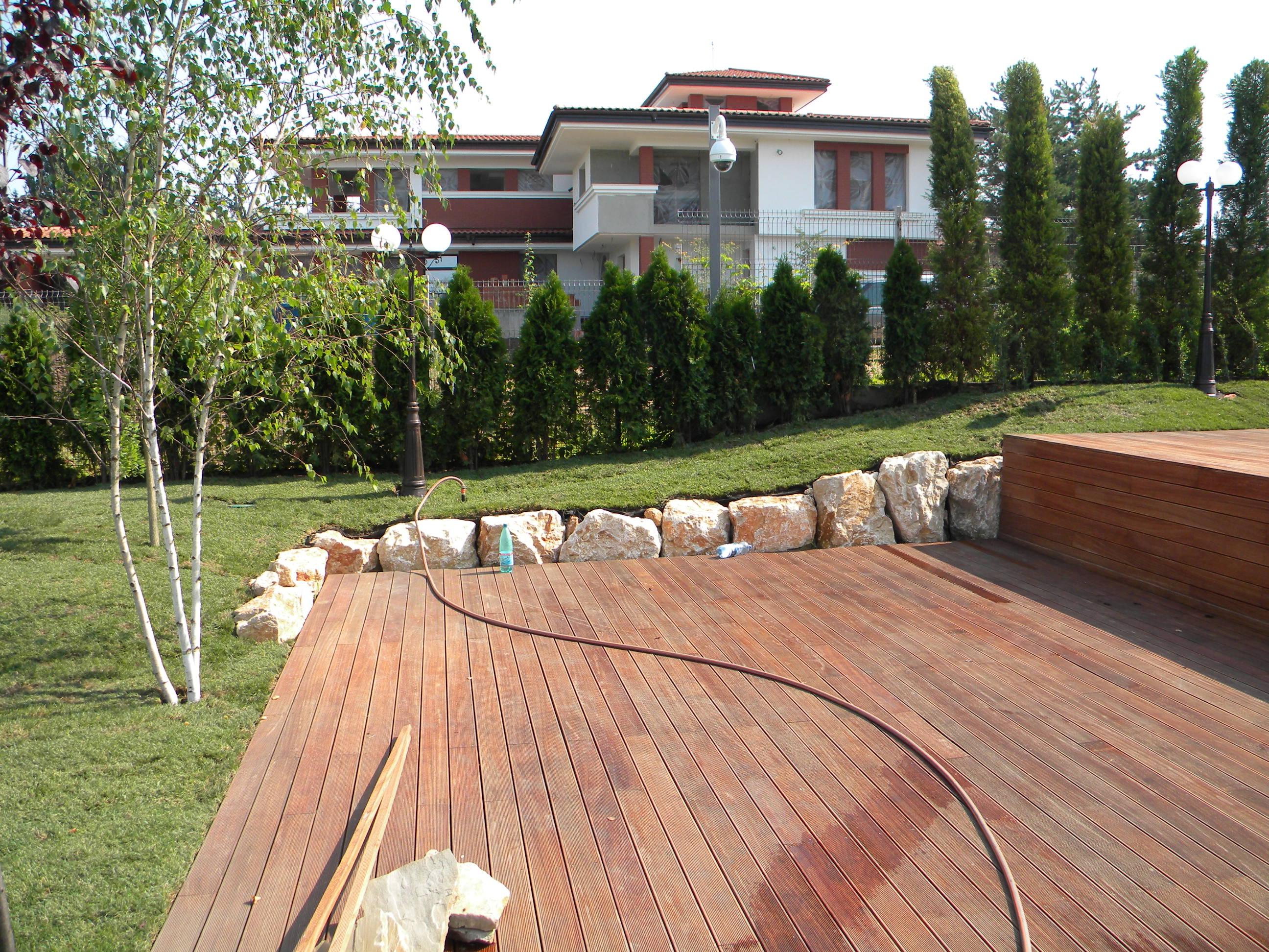 Deck-uri lemn - Angelim Pedra SELVA FLOORS - Poza 89