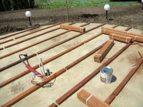 Deck-uri lemn - Angelim Pedra SELVA FLOORS - Poza 90