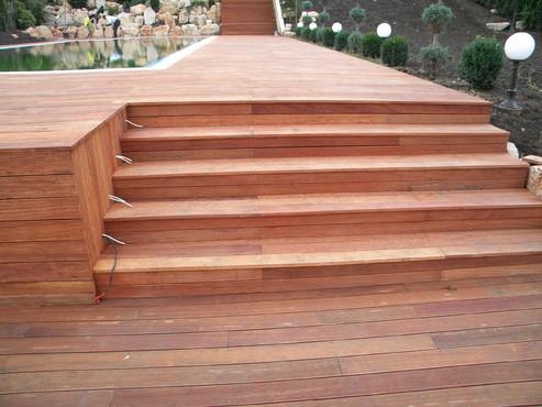 Deck-uri lemn - Angelim Pedra SELVA FLOORS - Poza 81
